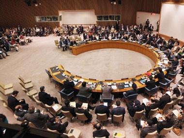 Syria UN. Getty