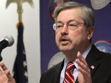 US Senate votes to confirm Iowa governor Terry Branstad as ambassador to China
