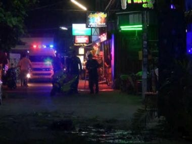 Thailand: 50 injured as double bombing hits insurgency-plagued south
