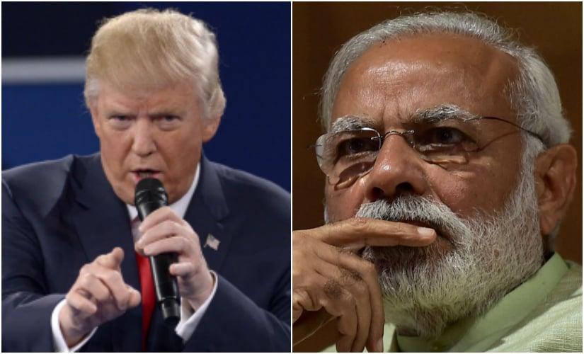Donald Trumps hysterics work against him, Narendra Modis caution insulates him from criticism