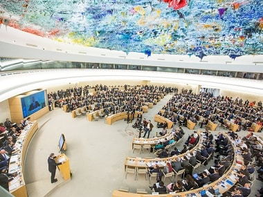 At UNHRC meet, Kashmiri activists claim Pakistan is 'trying to sell' Gilgit Baltistan to China, allege rights violations in PoK