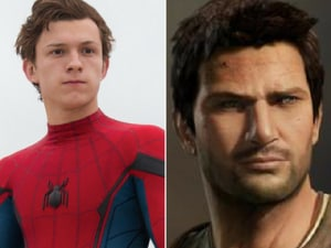 Tom Holland to play the lead Nathan Drake for the film version of Uncharted videogame