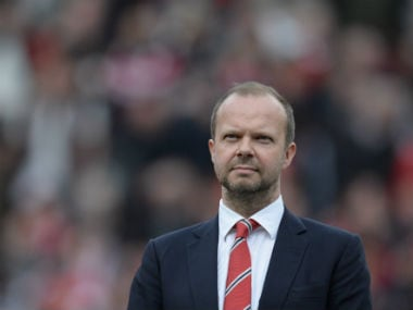 File image of Manchester United CEO Ed Woodward. AFP