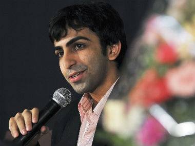 File photo of Pankaj Advani. AFP
