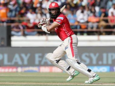 Hashim Amla in action in IPL 2017. Sportzpics