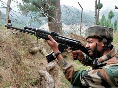 Naugam encounter: Four militants, three soldiers killed during infiltration bid along LoC in Kashmir