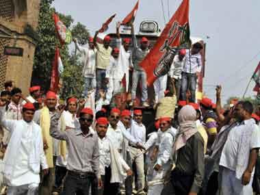 Congress bandh call in Tripura hits normal life
