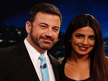 Priyanka Chopra on Jimmy Kimmel Live: 'Baywatch was India's first impression of USA'
