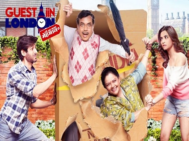 Paresh Rawals Guest Iin London slapped with stay order from Warner Bros over sequel rights