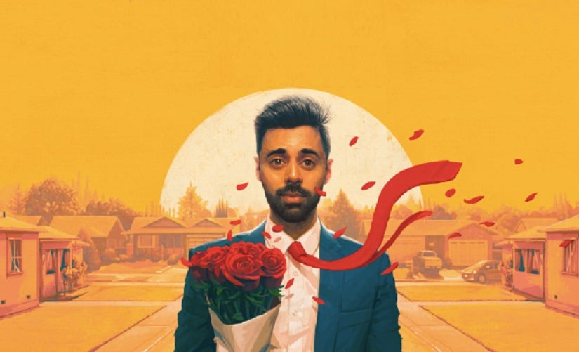 Hasan Minhaj in Netflix's Homecoming King