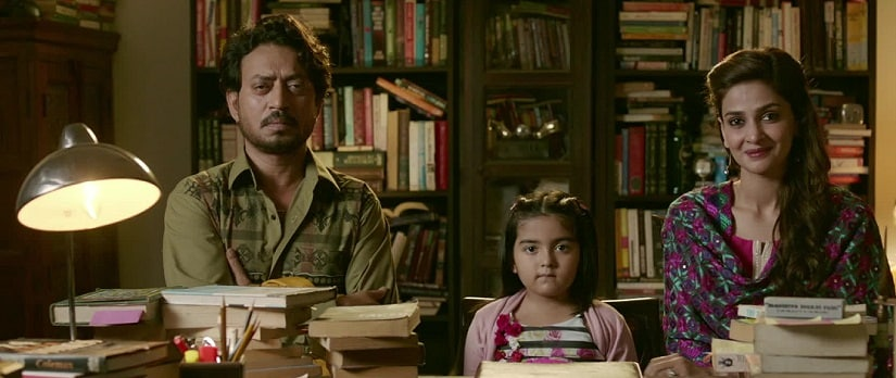 Hindi Medium quick review: Irrfan Khans film makes you laugh but doesnt hit you hard
