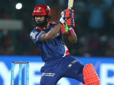 DD's Shreyas Iyer bats during the IPL 2017 match against GL at Kanpur. Sportzpics