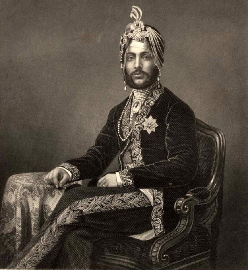 Maharaja Duleep Singh in the 1860s