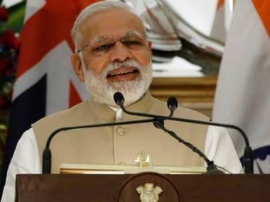 File image of PM Narendra Modi. Reuters