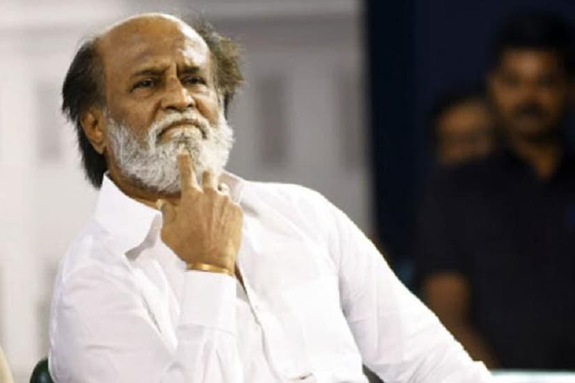 Will he, won't he? The speculation over Rajinikanth's political career continues despite his speech on 15 May 2017
