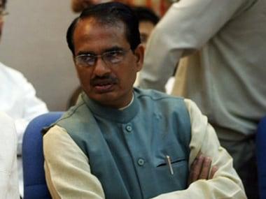 Madhya Pradesh CM Shivraj Singh Chouhan. AFP