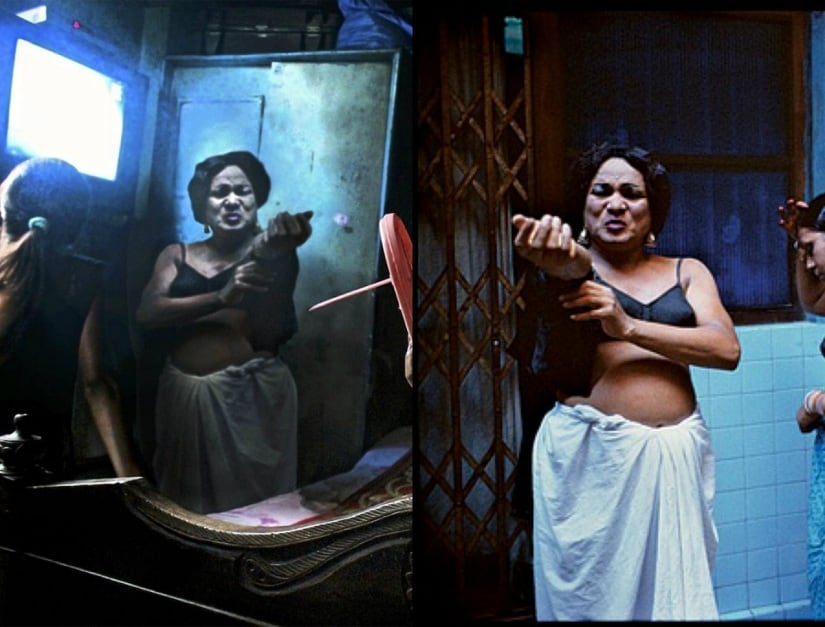 Photographs by Souvid Datta and Mary Ellen Mark. Images from Scribbler and Mark's website