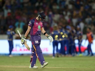 IPL final 2017: Rising Pune Supergiant's Steve Smith left with litany of what-ifs after slender MI loss