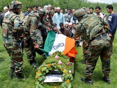 Ummer Fayaz killing: Rigid fault lines in Kashmir see Sursanoo youth now viewed as Indian Army officer