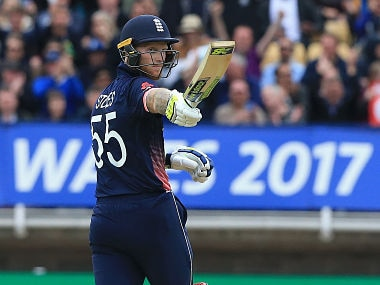 ICC Champions Trophy 2017: Eoin Morgan, Steve Smith heap praise on Ben Stokes after match-winning ton