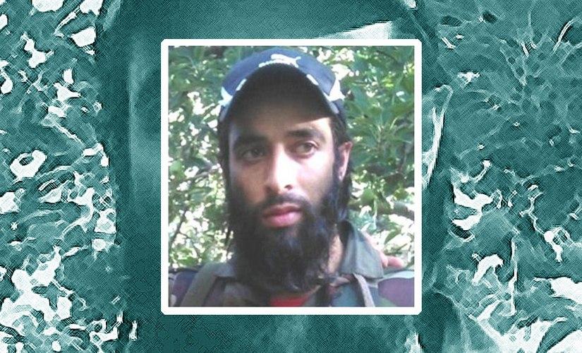 Wasim Ahmad Shah alias Osama. Indian Army