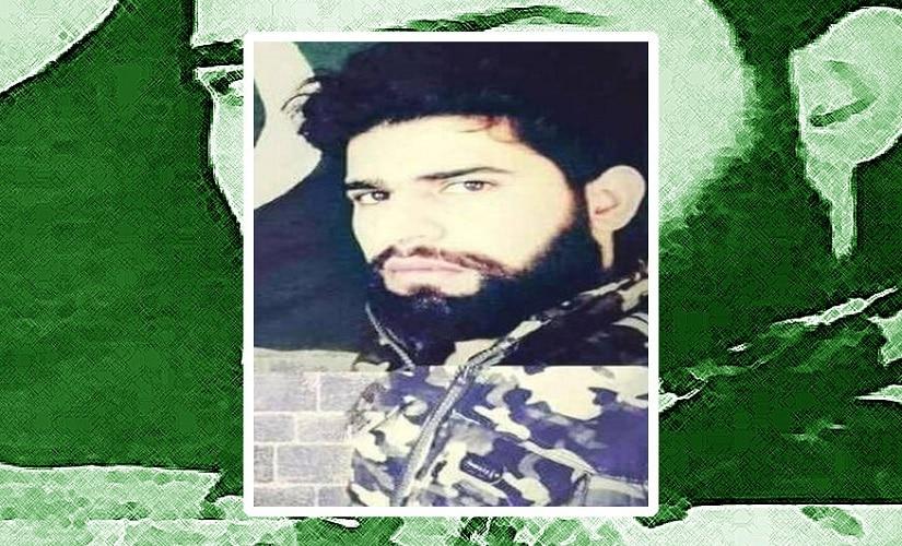 Zakir Rashid Bhatt alias Moosa. Indian Army