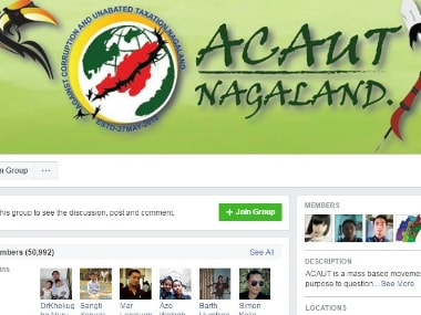 Nagalands ACAUT displays immense courage against a corrupt state machinery
