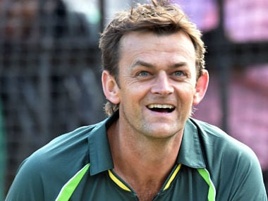 File image of Adam Gilchrist. AFP