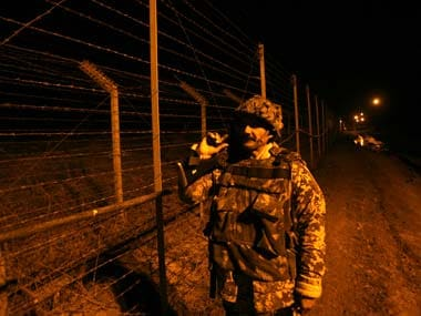 Indian Army foils infiltration bid in Machhil sector of Kashmir, five militants killed