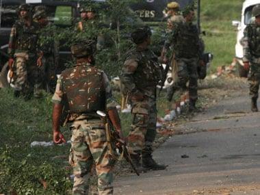 Anantnag encounter: LeT militant Bashir Lashkari among two terrorists, two civilians killed