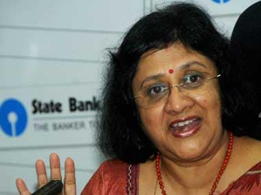 Provisioning for 12 NPAs: SBIs Arundhati Bhattacharya rules out huge dent on bottom lines