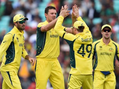 ICC Champions Trophy 2017: Rain-weary Australia look to book semis spot with win over England