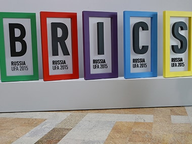 India tells BRICS, no difference between good and bad terrorists