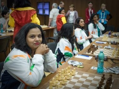 World Team Chess Championship 2017: Indian men, women defeat Egypt in fifth round