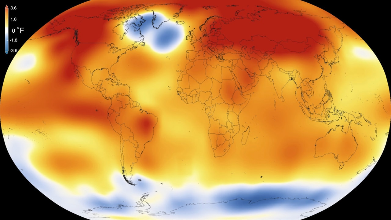 New, improved climate models show Earth warming faster than previously thought- Technology News, Firstpost