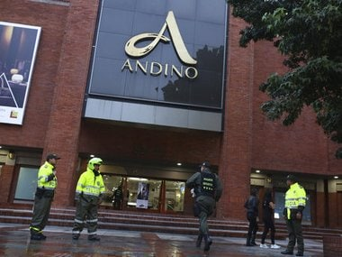 Colombia mall bombing: Leaders vow that attack wouldnt disrupt nations peace process; probe into assault still on