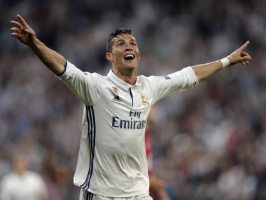 La Liga: Cristiano Ronaldo admits there will always be competition for title of best footballer in the world
