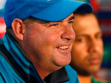 India vs Pakistan Final 2017: Mickey Arthur hopes Champions Trophy title leads to more teams touring Pakistan