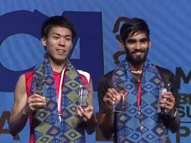 Indonesia SSP final: Kidambi Srikanth beats Kazumasa Sakai in straight games to claim maiden title