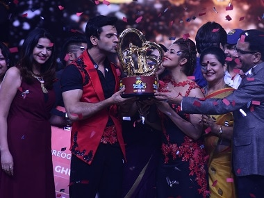 Nach Baliye 8: Divyanka Tripathi-Vivek Dahiya win with fan votes; Abigail-Sanam are first runners-up