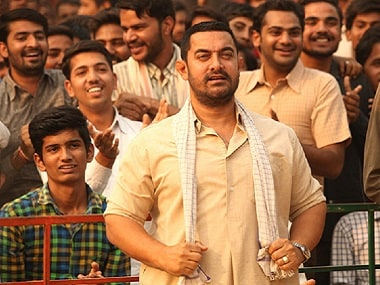 Dangal box office collection now at Rs 1,848 crore, with China business adding $169 million to total