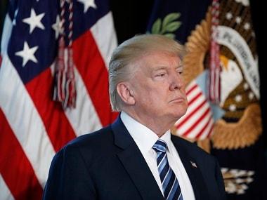 File image of Donald Trump. AP