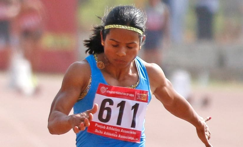 The agony of being Dutee Chand: Indias record-breaking sprinter lives on with scars of sexual identity crisis