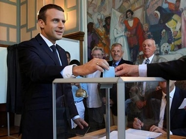 Emmanuel Macron's elected MPs include economist, maths genius, tech entrepreneur and genocide survivor