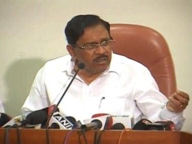 Congress calls reports of brawl between Karnataka MLAs Anand Singh and JN Ganesh fake news