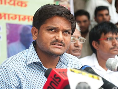 Hardik Patel launches three-day Sankalp Yatra to press for Patidar reservation