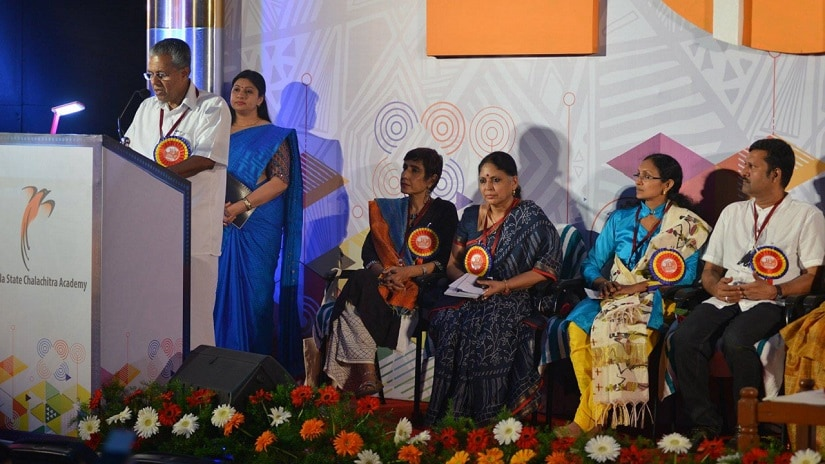 Chief Minister of Kerala Pinarayi Vijayan inaugurated the 10th edition of the International Documentary and Short Film Festival of Kerala (IDSFFK)