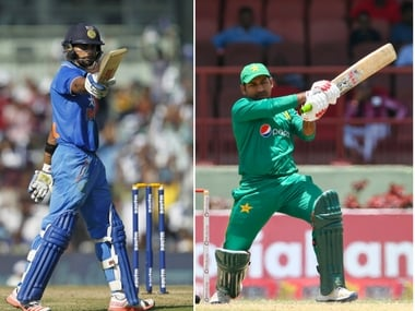 India vs Pakistan, Highlights, Champions Trophy 2017 final, cricket result: Sarfraz and Co upset Kohli's men to lift the title