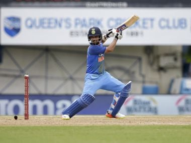 India vs West Indies: Ajinkya Rahane needs to improve his slogging skills to cement place in first team
