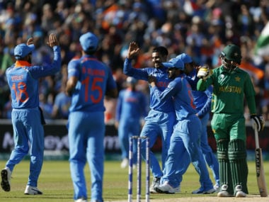 Pakistan were beaten comprehensively by their arch-rivals India. Reuters